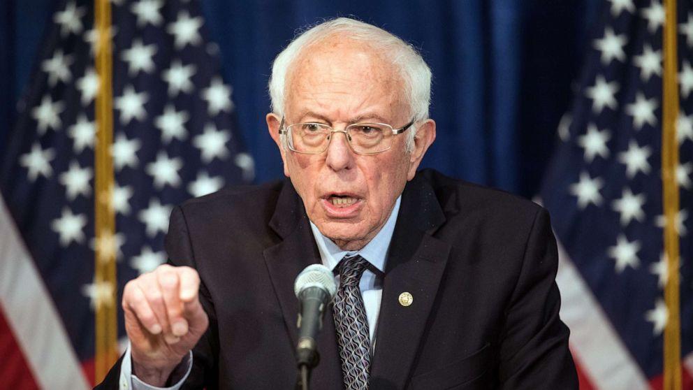 Bernie Sanders. Photo provided.