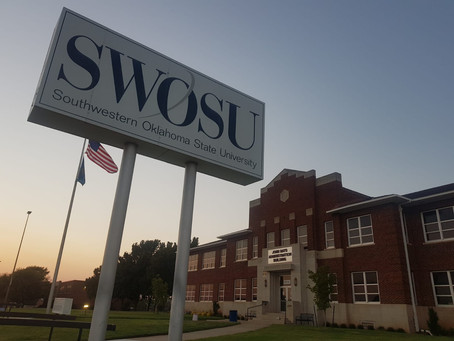 17 active COVID-19 cases at SWOSU