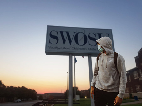 No COVID-19 cases at SWOSU - Could masks still be required in Fall Semester 2021?
