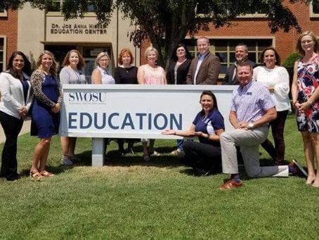 SWOSU Department of Education receives national accreditation