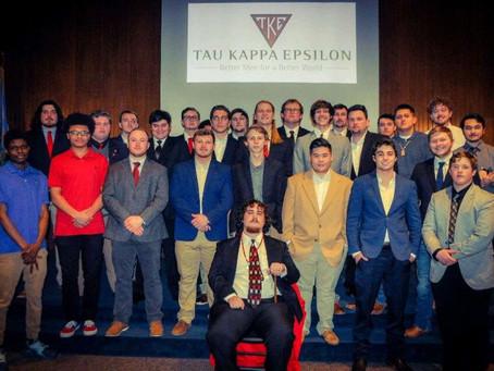 Tau Kappa Epsilon Spotlight at SWOSU