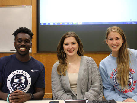Pres. Natalee Karcher wants SGA to benefit every student on campus