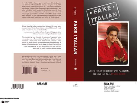 SWOSU professor's Fake Italian book to be published
