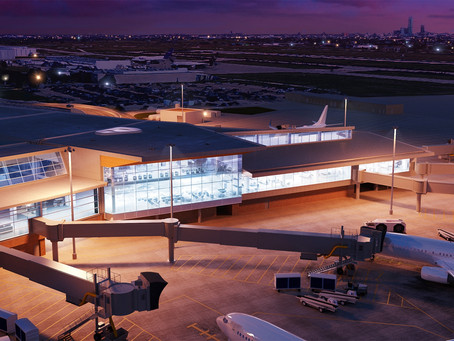 $89 million upgrade of OKC's Will Rogers World Airport soon to be completed