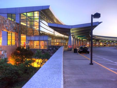 When will OKC's Will Rogers World Airport offer international flights?