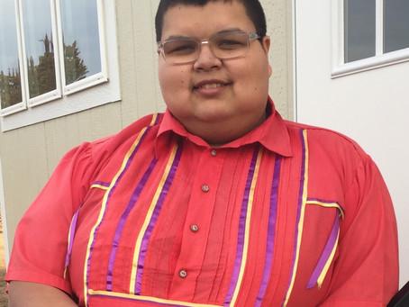 SWOSU graduate Michael Meeks II vies for top spot at Caddo Nation