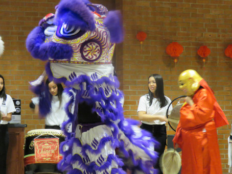 Chinese Lunar New Year celebrated at SWOSU