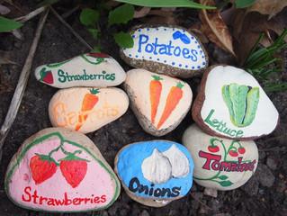 Rainy Day Garden Crafts