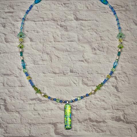 Uniquely Created Green Blue Dragon Glass-9.jpg