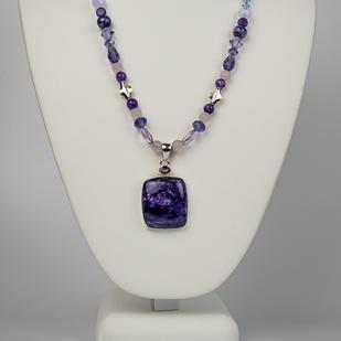 Purple Charoite