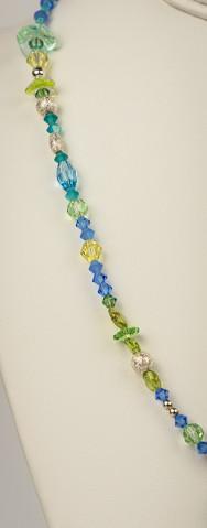 Uniquely Created Green Blue Dragon Glass-6.jpg
