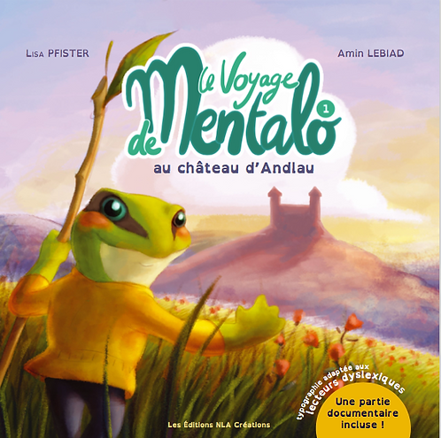 Le voyage de Mentalo - Tome 1 - Le château d'Andlau (E-book)