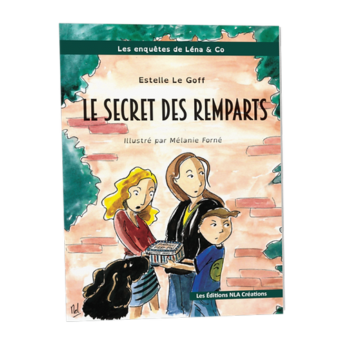 Le secret des remparts ebook