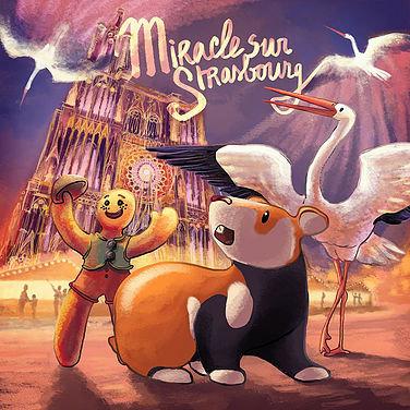 Miracle sur Strasbourg - Le tour de France