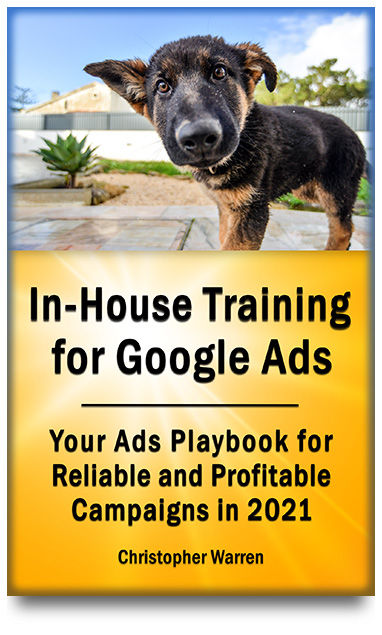 In-House Training For Google Ads CJW 01-