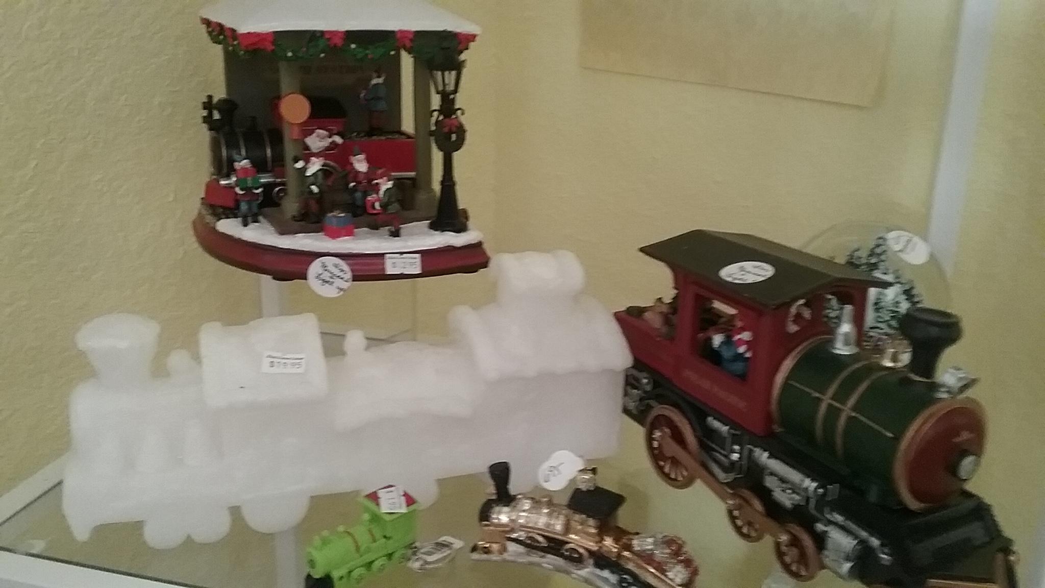 Holiday Trains
