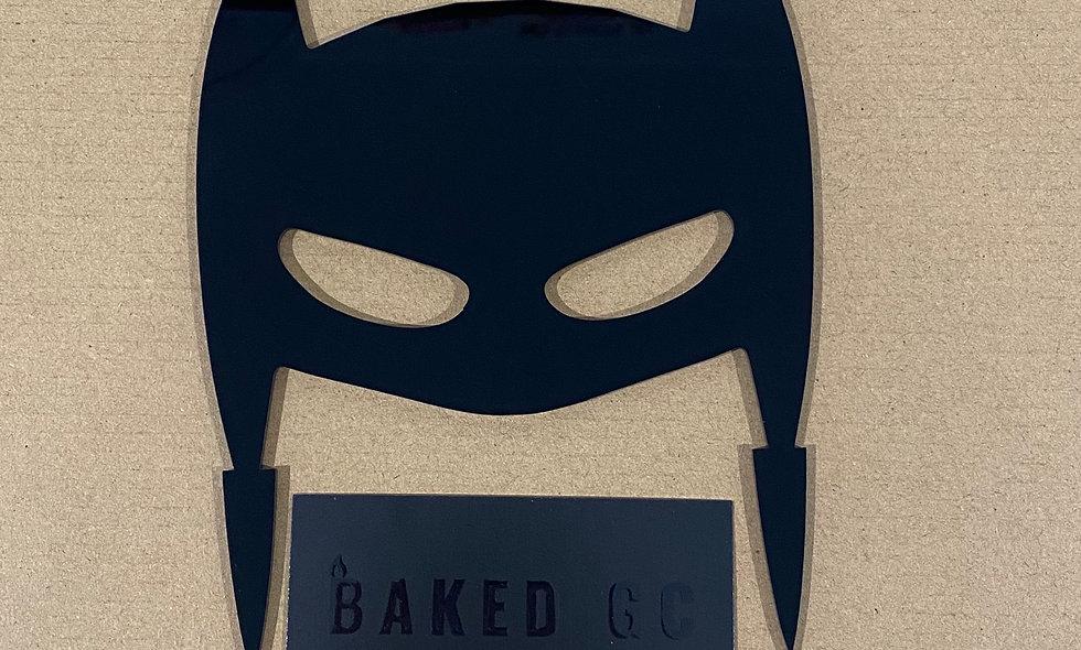 BATMAN | Black Acrylic Topper