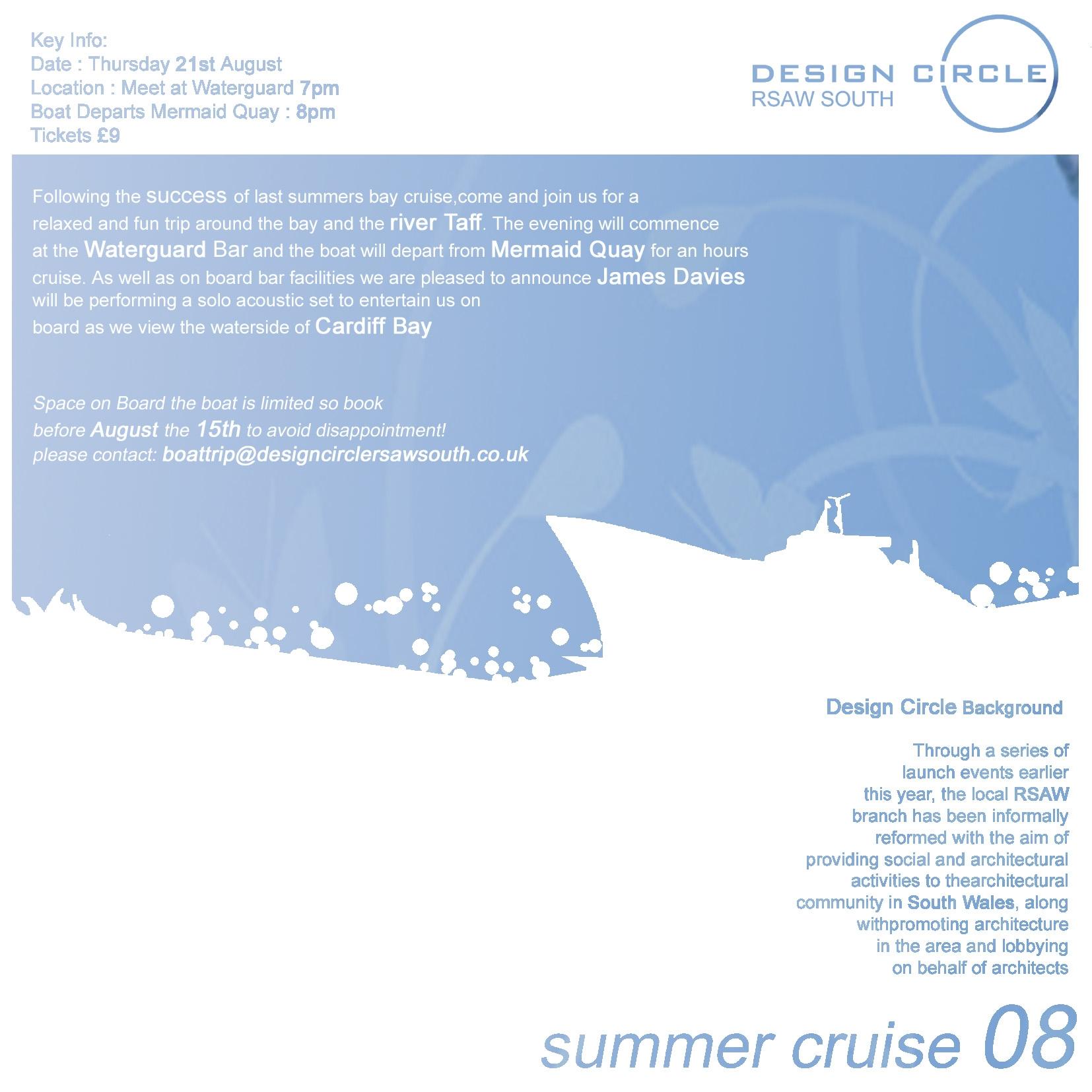 Summer Cruise 2008