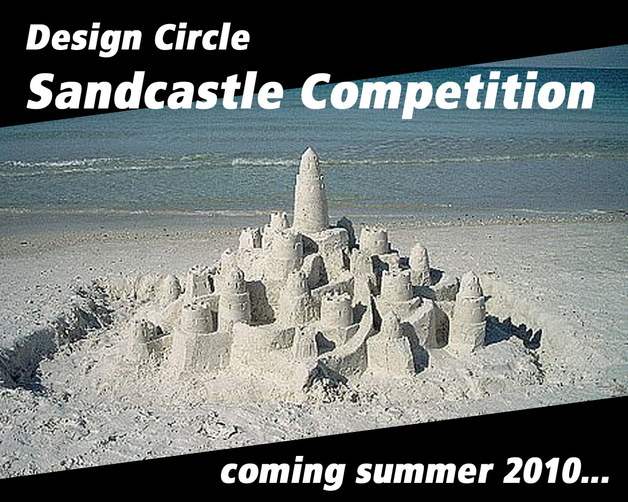 Sandcastle Competition 2010