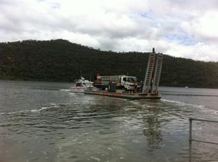 Barge Rozelle