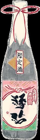 純米大吟醸 超特選 白鷺の城 縁結720ml