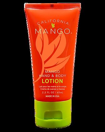 Lait hydratant à la Mangue