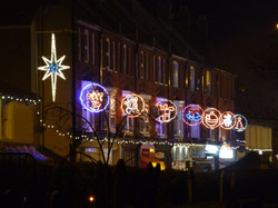HighSt Christmas Lights