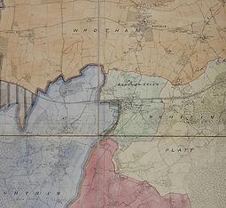 Borough Green 1934 map