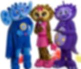 costume character mascot maker