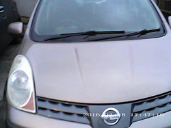 NISSAN NOTE CAR