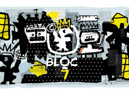 Bloc7 débarque à l'Espace des Arts de Chalon-sur-Saône !