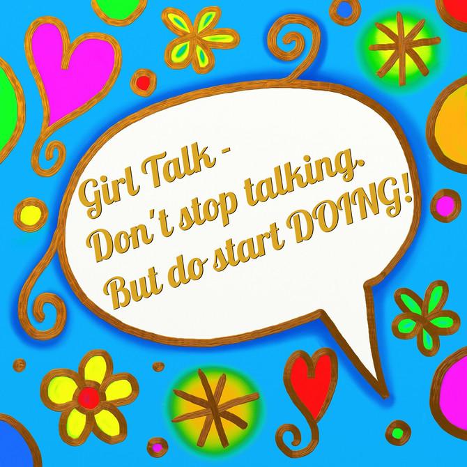 Make Girl Talk A Super Power