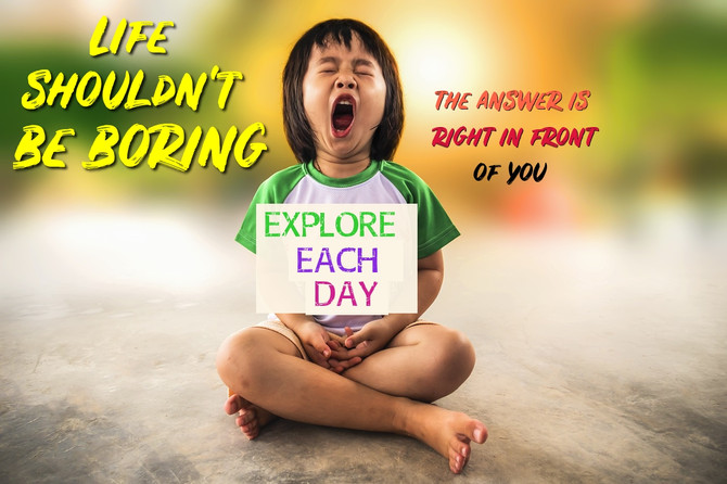 Explore The Day Every Day