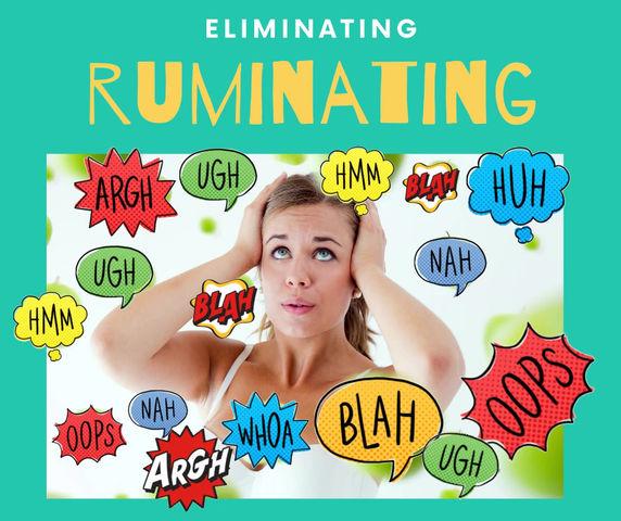 No room for ruminating