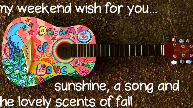 Weekend Wish Is S's 4 U