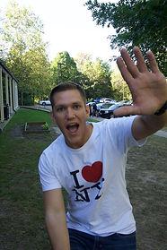 Nathan King selfie
