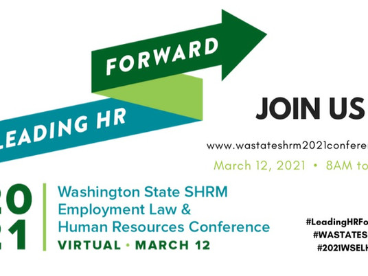 2021 Employment Law & Human Resources Conference