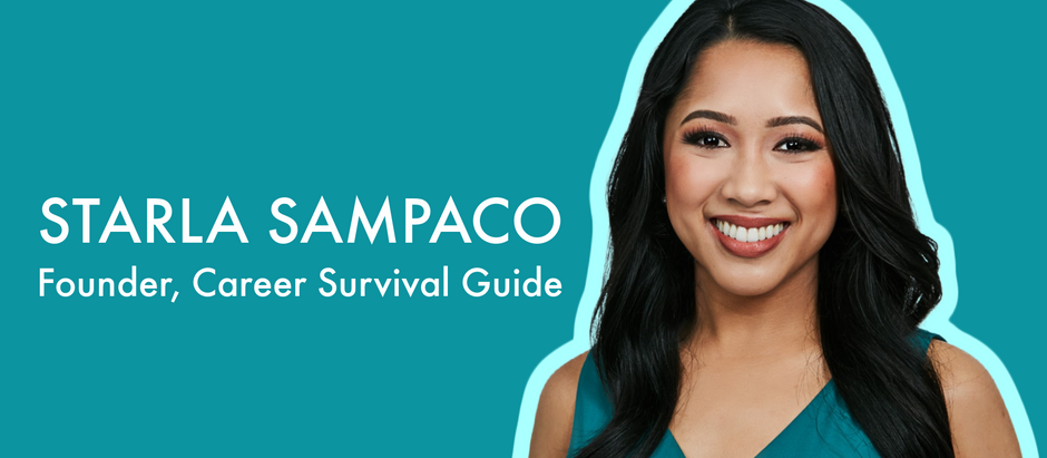 How She Built This: Career Survival Guide