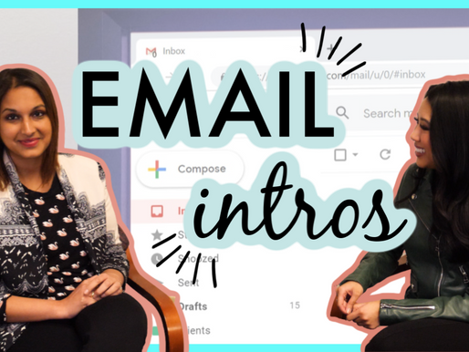 How to write forwardable intro emails