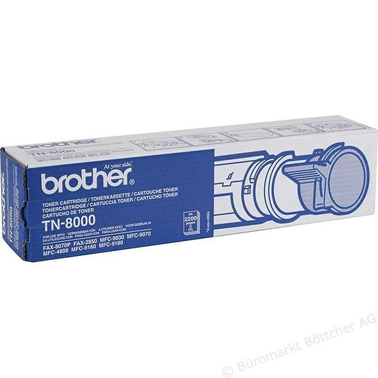 Brother TN-8000 Toner Cartridge (2200 pages) (Standard)
