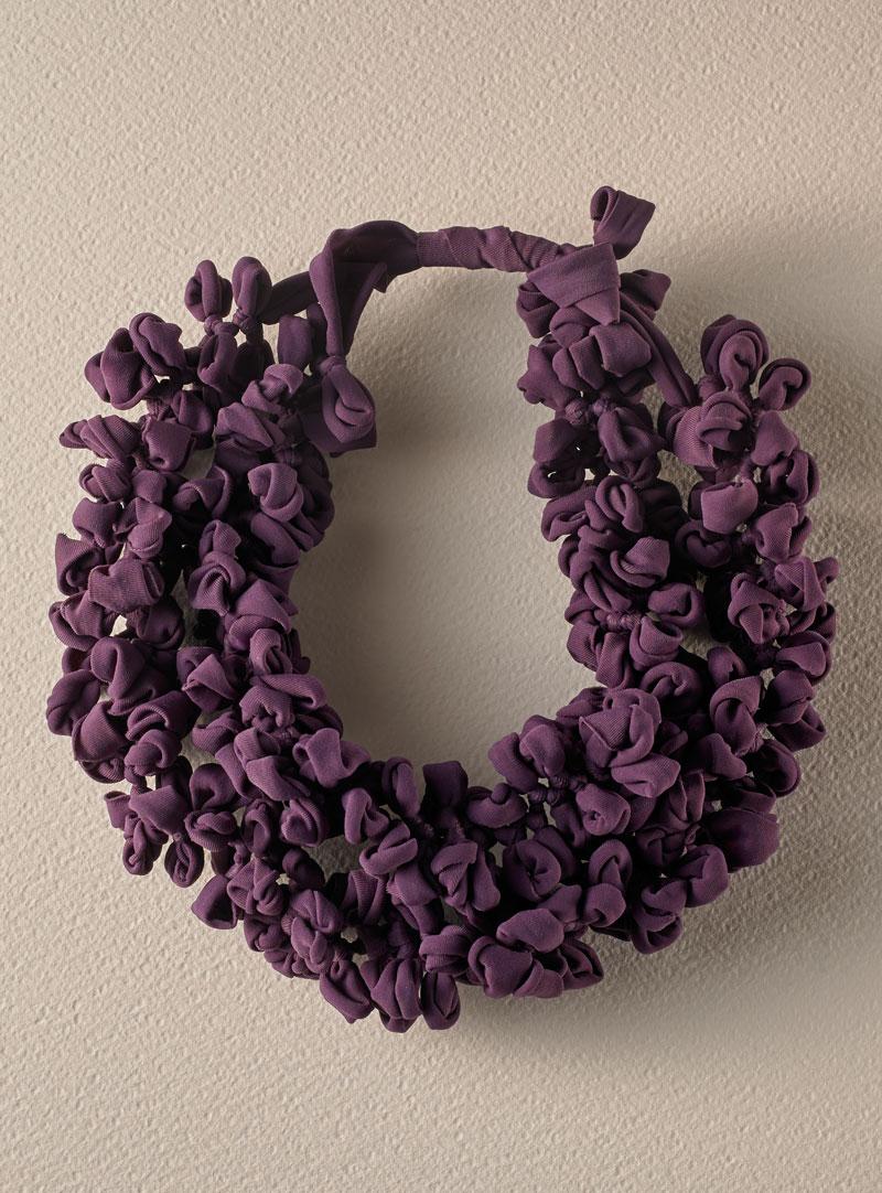 modello linda viola