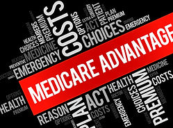 Some Medicare Advantage Plans are $0 premium per month and include extras; Dental, Vision, Hearing, Fitness Membership, & Over-The-Counter-Items.