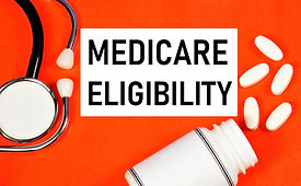 Questions About Medicare Eligibility? We Can Help...