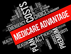 Medicare Advantage Plans are all-in-one Plans that include Hospital, Doctors, Prescriptions & Extras