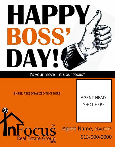 Boss' Day 4