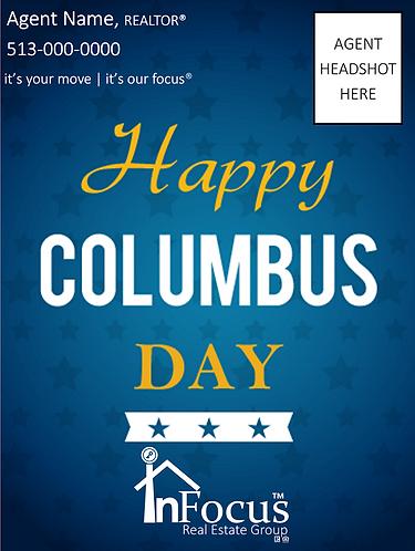 Columbus Day 1