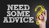 Need some advice? We can Help...