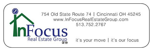 InFocus Return Address Labels