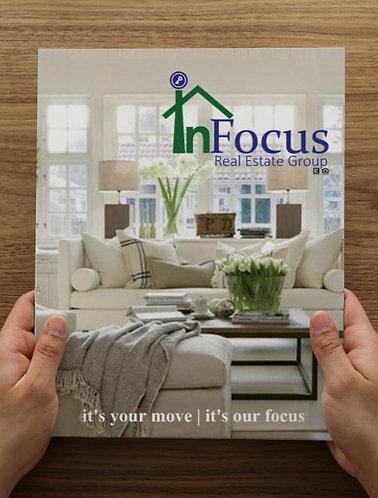 InFocus Personalized Presentation Folders