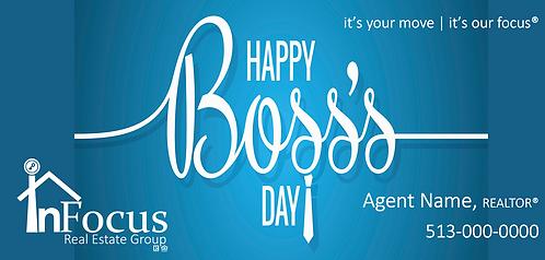 Boss' Day 1